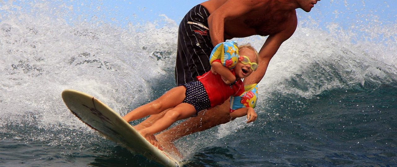 Reasons To Get Your Kids Surfing